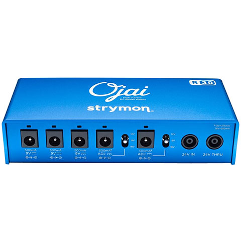 Alimentador guit./bajo Strymon Ojai R30 Multi Power Supply