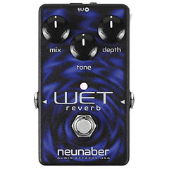 Neunaber Wet Mono Reverb V4 TB « Effets pour guitare électrique