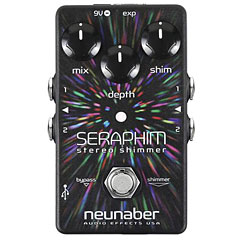 Neunaber EXPS Seraphim Stereo Shimmer Reverb TB « Pedal guitarra eléctrica