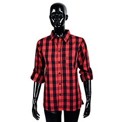 Rock it! Checkered Shirt M « Camisa