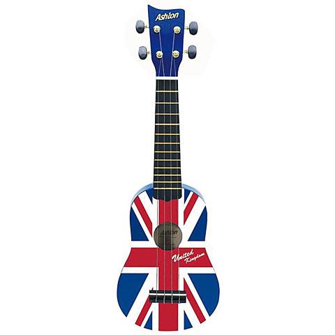 Ashton UKE100UJ Sopran 'Union Jack Design'