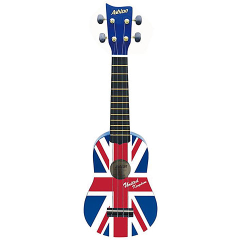 Ashton UNION JACK DESIGN Sopran