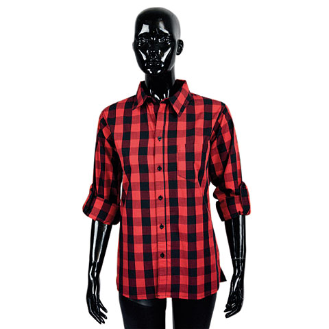 Rock it! Checkered Shirt XL