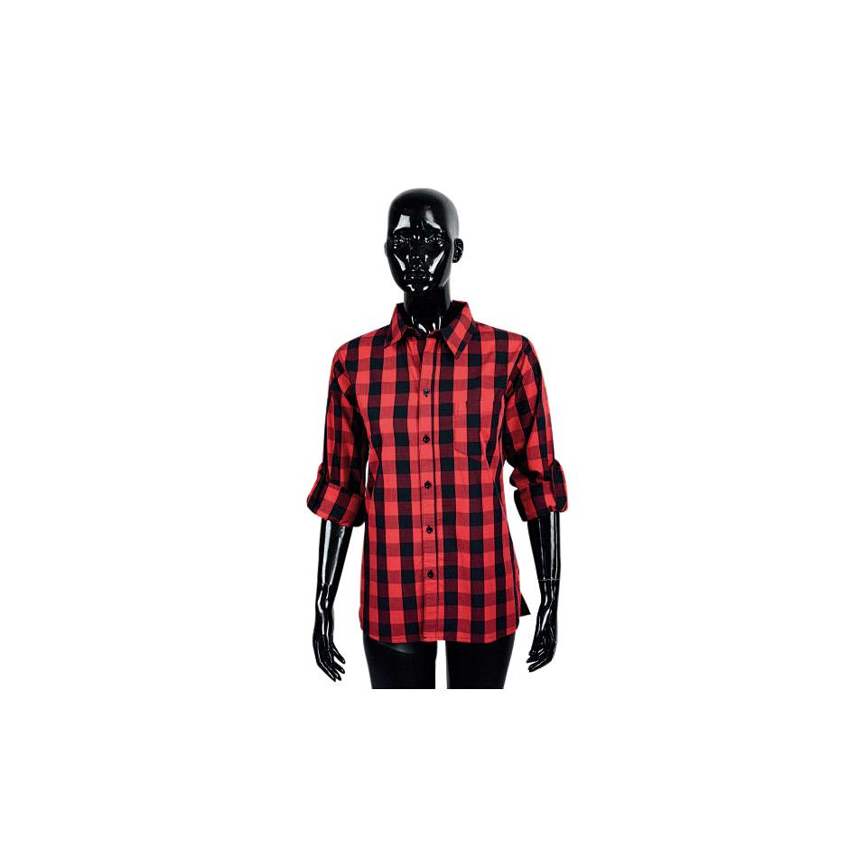 Overhemd Xl.Rock It Checkered Shirt Xl Overhemd Musik Produktiv