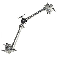 Gibraltar Flex Extension Arm with Grabber Clamps