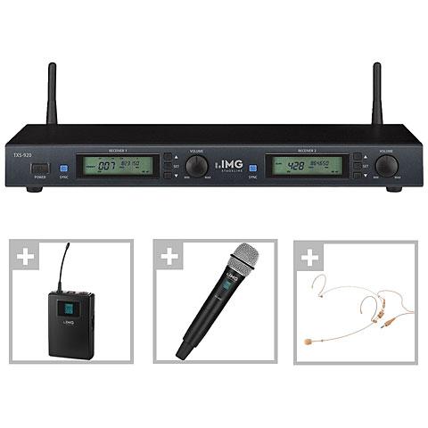 IMG Stageline TXS-900 Dual-Mix-Set