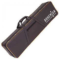 Bohemian Oil Can Hardcase black/brown « Estuche guitarra eléctr.