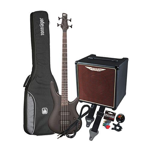 Ibanez Soundgear SR300EB-WK / Ashdown AAA-30-8