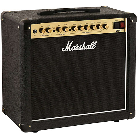 Ampli guitare, combo Marshall DSL20CR