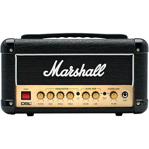 Tête ampli guitare Marshall DSL1HR