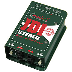 Radial JDI stereo « DI-Box