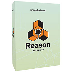Propellerhead Reason 10 Upgrade 1 « Software DAW