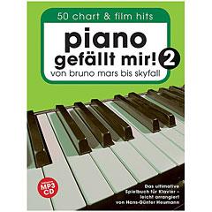 Bosworth Piano gefällt mir! 2 (+CD) « Libro de partituras