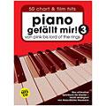 Libro de partituras Bosworth Piano gefällt mir! 3 (+CD)