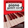 Recueil de Partitions Bosworth Piano gefällt mir! 3