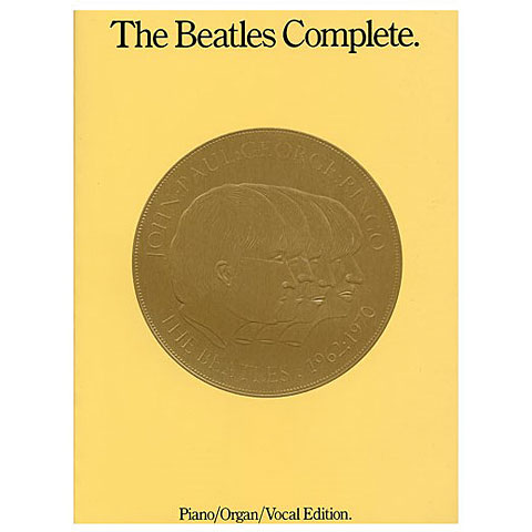 Bosworth The Beatles Complete (Revised) Piano Edition