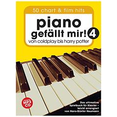 Bosworth Piano gefällt mir! 4 (+CD) « Libro de partituras