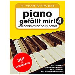 Bosworth Piano gefällt mir! 4 (Spiralbindung) « Bladmuziek