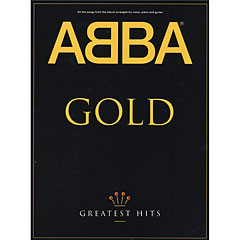 Music Sales ABBA Gold - Greatest Hits « Cancionero