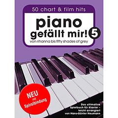 Bosworth Piano gefällt mir! 5 (Spiralbindung) « Bladmuziek