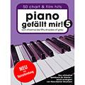 Libro de partituras Bosworth Piano gefällt mir! 5 (Spiralbindung)