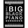 Recueil de morceaux Music Sales The Big Black Piano Songbook