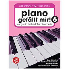 Bosworth Piano gefällt mir! 6 (+CD) « Notenbuch