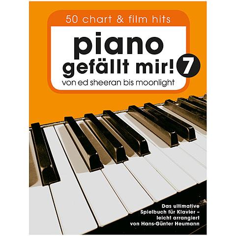 Libro de partituras Bosworth Piano gefällt mir! 7 (Spiralbindung)