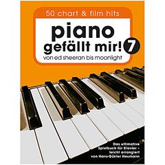 Bosworth Piano gefällt mir! 7 (Spiralbindung) « Notenbuch