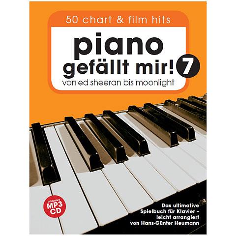 Notenbuch Bosworth Piano gefällt mir! 7 (+Audio)