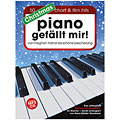 Libro de partituras Bosworth Piano gefällt mir! Christmas (+CD)