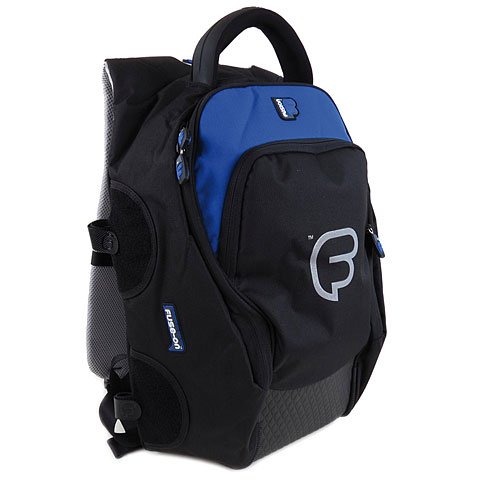 Fusion Urban Large-Fuse-on- Bag black/blue