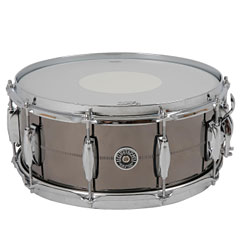 "Gretsch Drums USA Brooklyn 14"" x 6"" Black Nickel over Brass « Caisse claire"