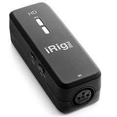 IK-Multimedia iRig PRE HD « Interface de audio