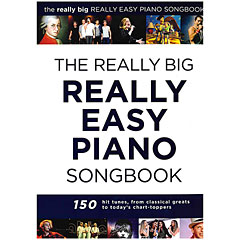 Music Sales Really Easy Piano - The Really Big Really Easy Pia « Notenbuch
