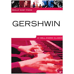 Music Sales Really Easy Piano - Gershwin « Notenbuch