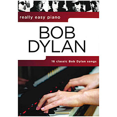 Music Sales Really Easy Piano - Bob Dylon « Notenbuch