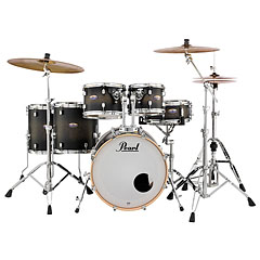 "Pearl Decade Maple 22"" Satin Black Burst"