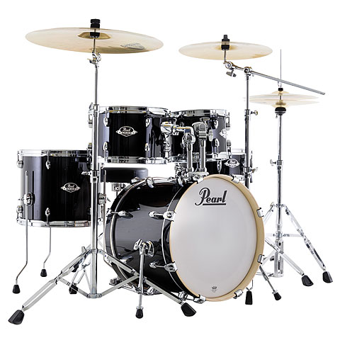Pearl Export 18  Jet Black