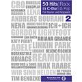 Βιβλίο τραγουδιών Bosworth 50 Hits in C-Dur Vol. 2