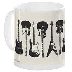 My World Electric Guitars Mug « Tazas