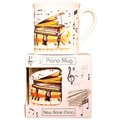 Little Snoring Instrument Designs Piano Mug « Tazas