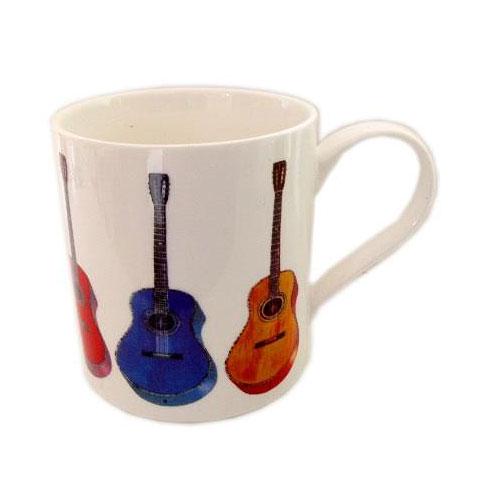 Tazas Little Snoring Fine China Mug - Allegro - Acoustic Guitar