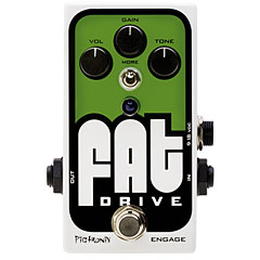 Pigtronix Fat Drive « Guitar Effect