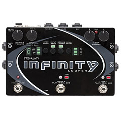 Pigtronix Infinity Looper Pedal « Guitar Effect