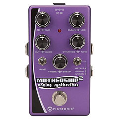 Pigtronix Mothership 2 « Guitar Effect