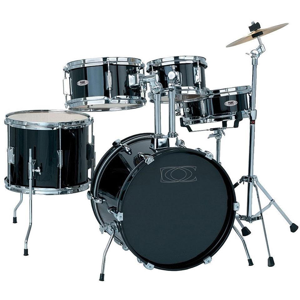 Drumcraft junior drum set drum kit for 12x10 floor register