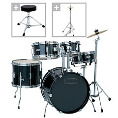 DrumCraft Junior Drum Set Bundle « Batería