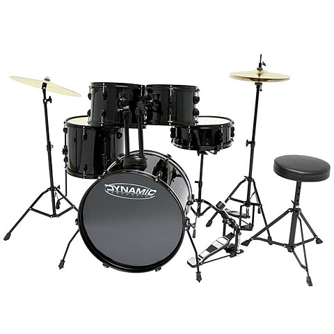 Gewa Dynamic One 22  Complete Drumset