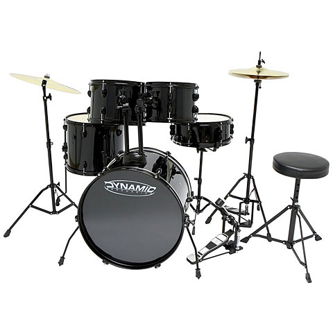 Gewa Dynamic One 20  Complete Drumset